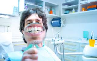 Sorridere in un video medico