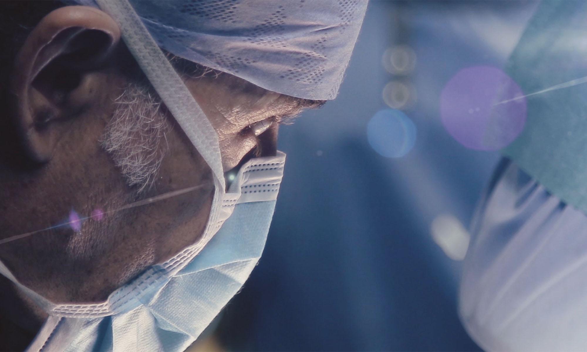 video in sala operatoria